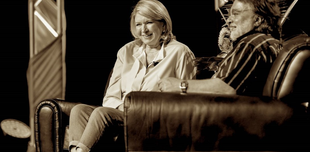 Martha Stewart, First Self-made Billionaire