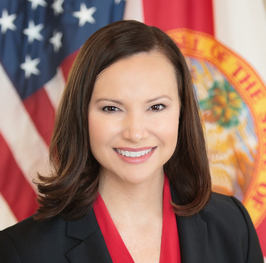 Ashley Moody, Florida Attorney General