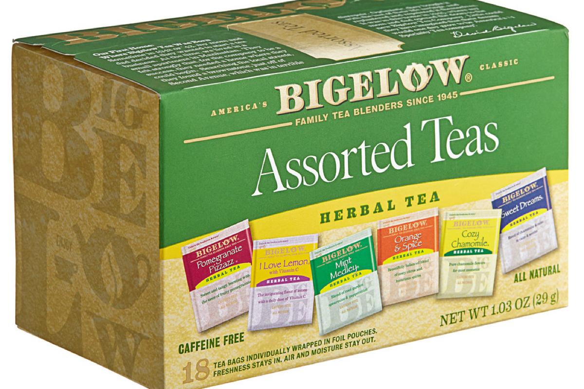 A Bigelow Tea Product