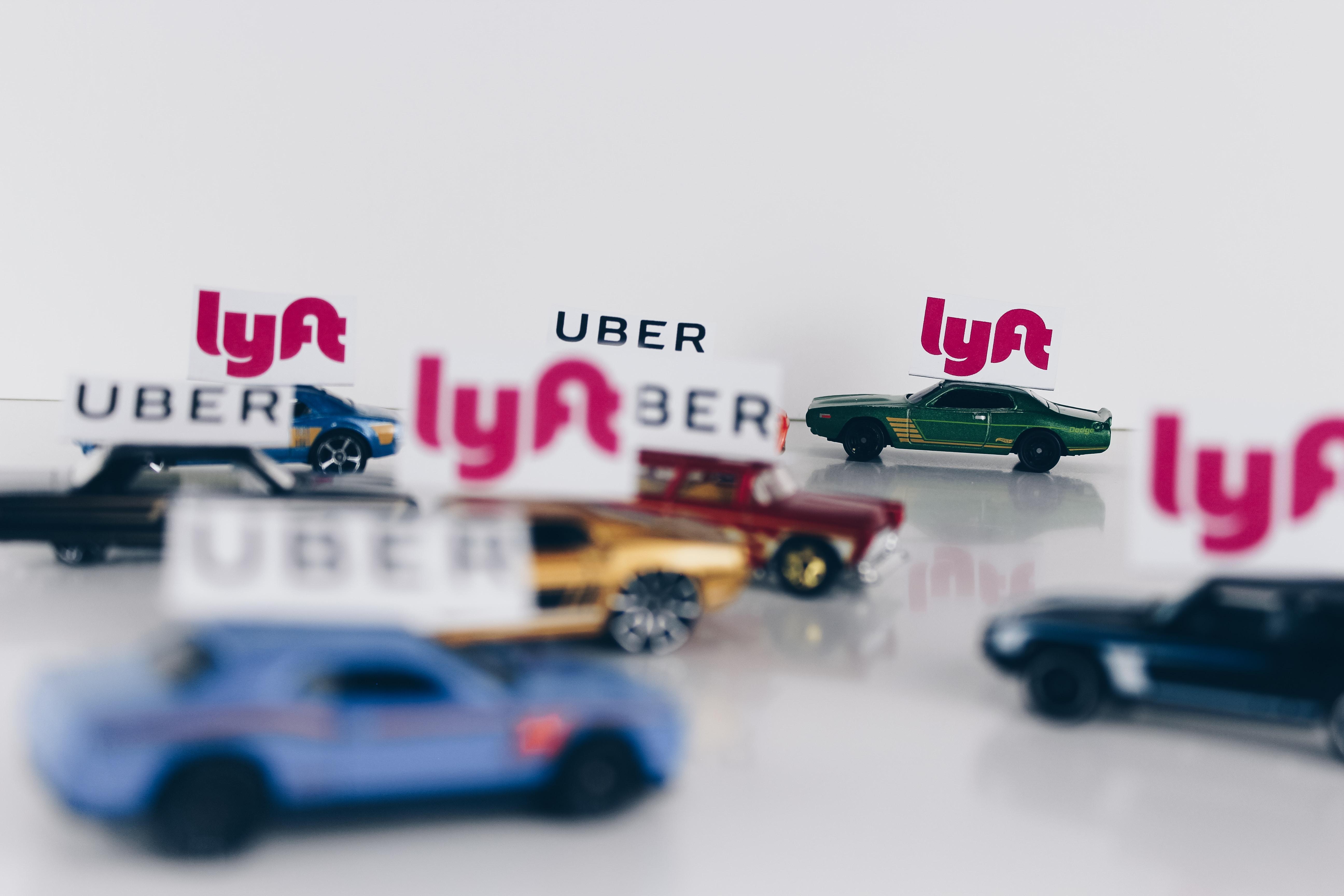 Uber Ride Sharing Image