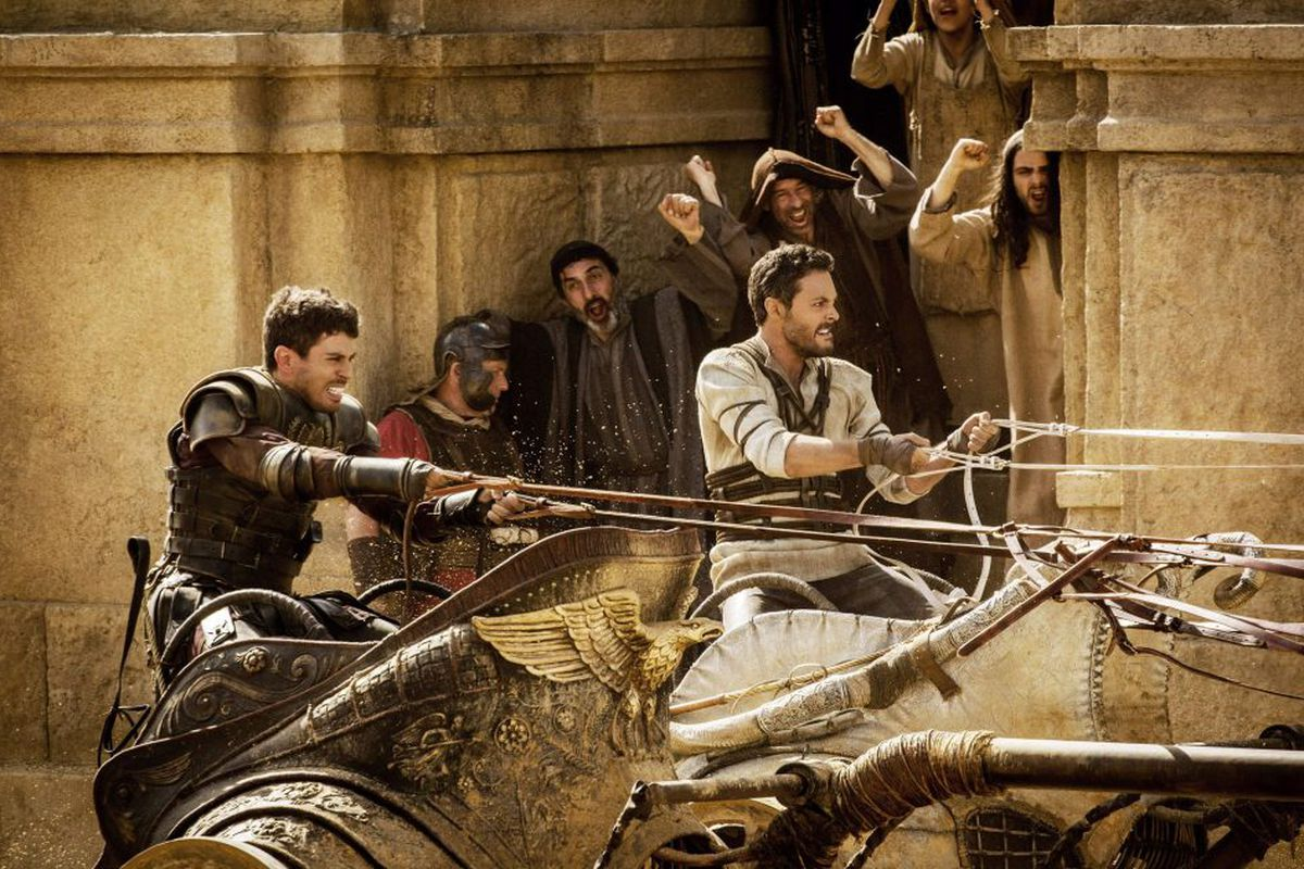 Ben Hur the movie